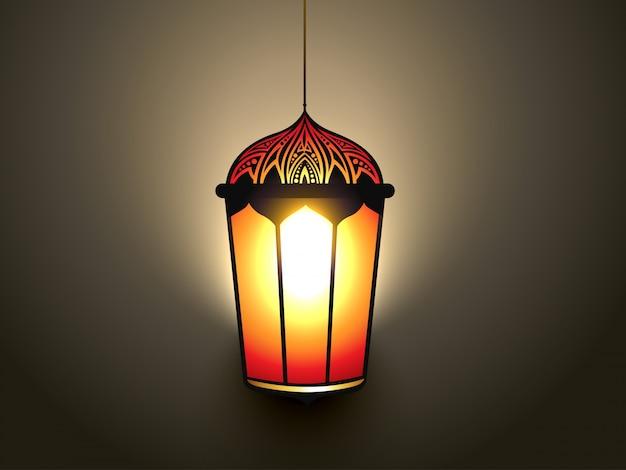 islamic lantern illustration vector free download islamic vector art islamic vector cdr