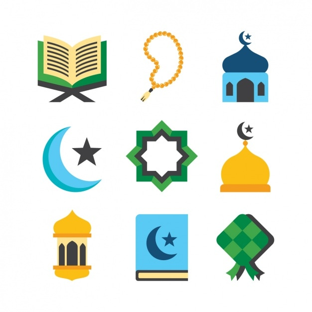 Islam Icon Vectors, Photos and PSD files | Free Download