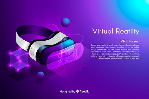Vr Vectors, Photos And PSD Files