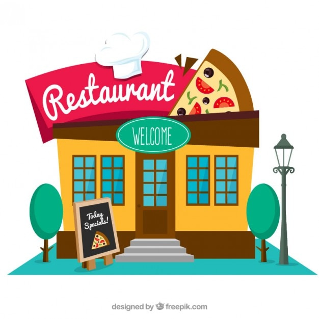 italian restaurant in flat design vector free download chinese restaurant clipart free chinese restaurant clipart free