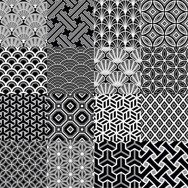 Patterns Gallery: Chinese Pattern Vectors, Photos And PSD Files
