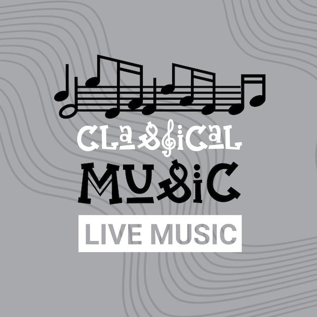 Jazz festival live music concert poster advertisement retro banner Premium Vector