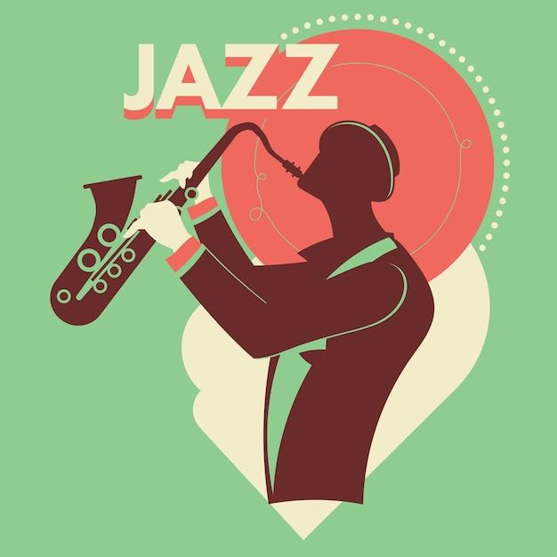 Jazz final Premium Vector