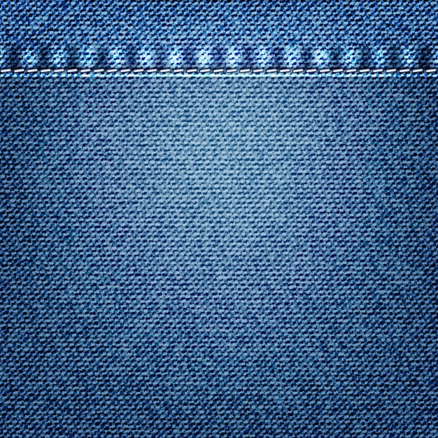 Denim Texture Vector Jeans texture backgrou...