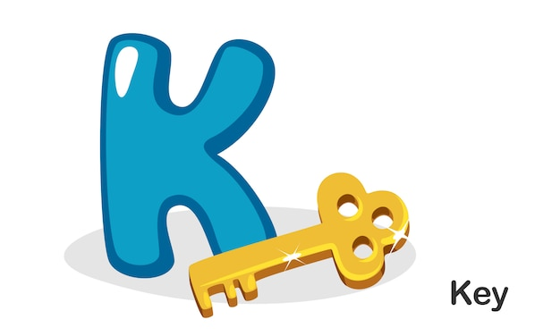 K для ключа Premium векторы