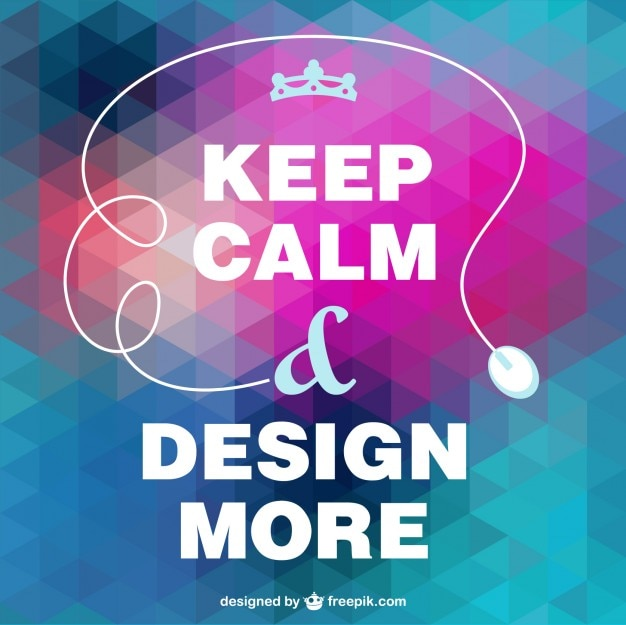 how to create keep calm pics