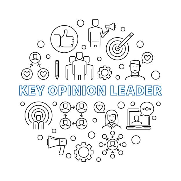 Key Opinion Leader (KOL)