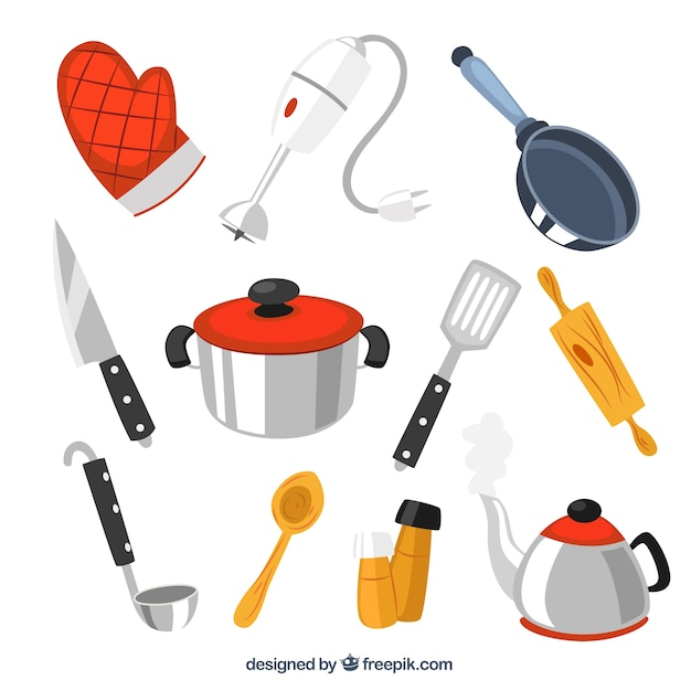cooking tools cartoon images galleries with a bite. Black Bedroom Furniture Sets. Home Design Ideas