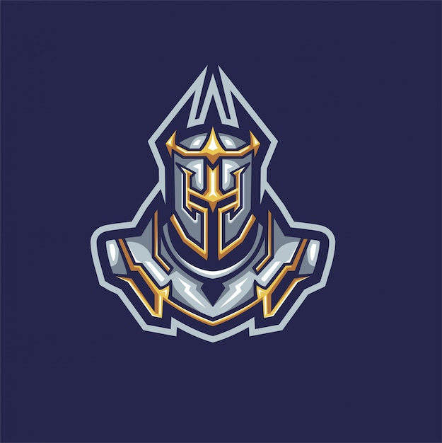 Premium Vector Knight Logo You can create various logos with hundreds of icons effortlessly. https www freepik com profile preagreement getstarted 3647550