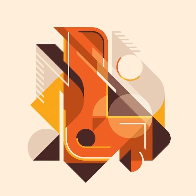 L letter design Premium Vector