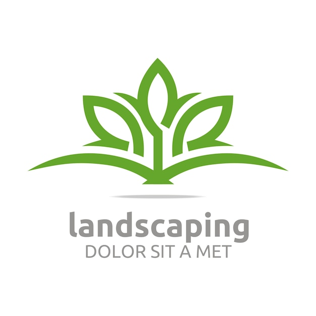 Landscaping Logo Images Free Vectors Stock Photos Psd