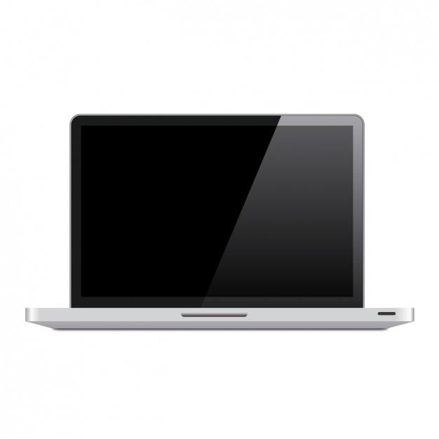 Laptop illustration Free Vector