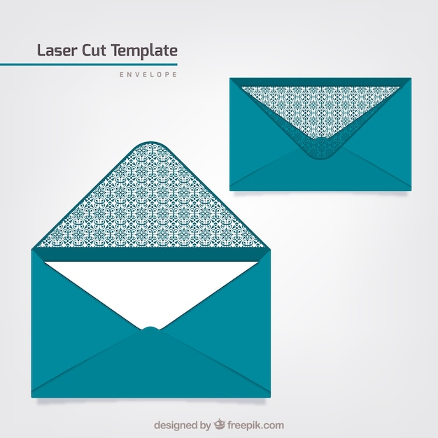 Envelope Template Vectors, Photos And Psd Files | Free Download