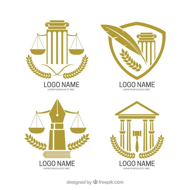 Набор логотипов Premium векторы