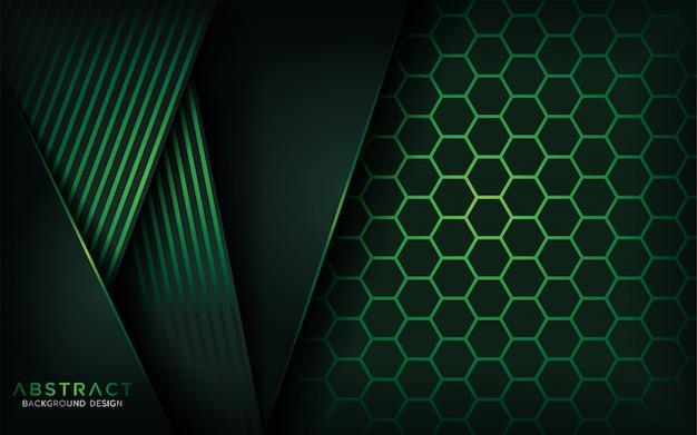 Layout background 1 Premium Vector