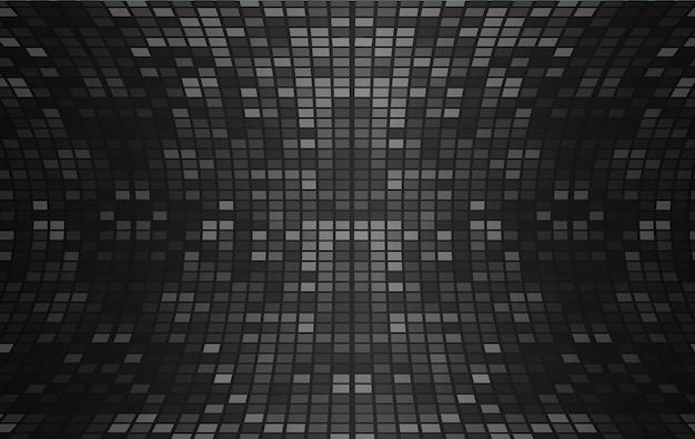 Led cinema screen for movie presentation. light abstract technology background Premium Vector