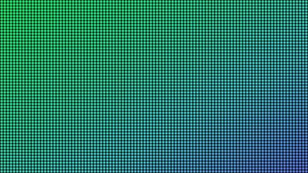 Ledスクリーンマクロテクスチャ投影の背景。 Premiumベクター