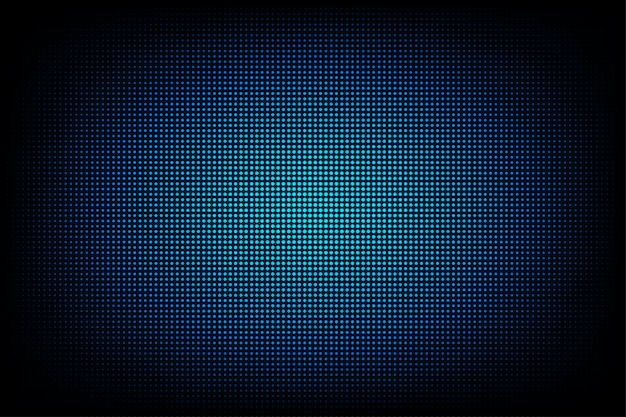 Light abstract technology background for computer graphic website internet and business. dark blue background Premium Vector