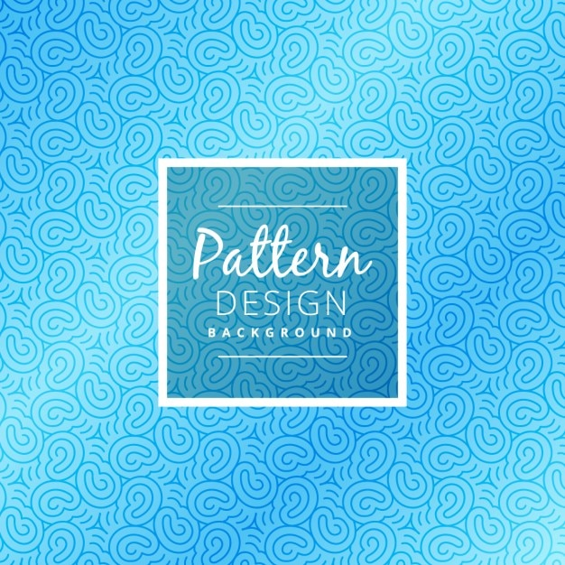 light blue pattern background vector free download