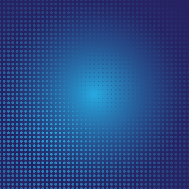 light blue vector illustration which consist of circles dotted
