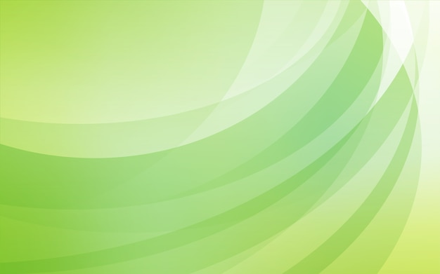 Light Green Vector Background With Liquid Shapes Vector Premium
