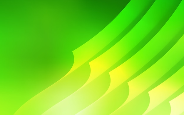 Light Green Vector Background With Straight Lines Vector Premium