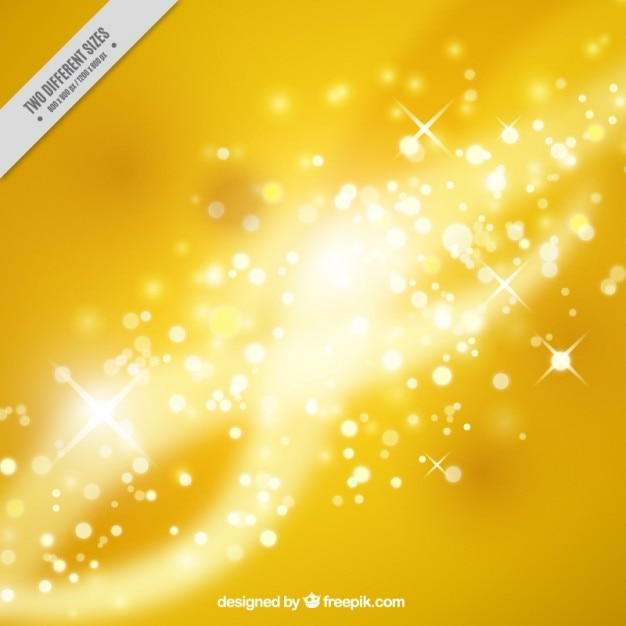 lights background in yellow color vector free download