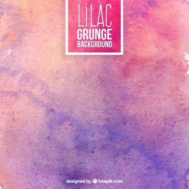 Lilac grunge background Free Vector