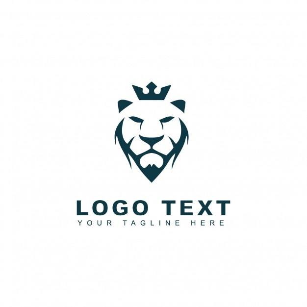 lion king logo vector | free download