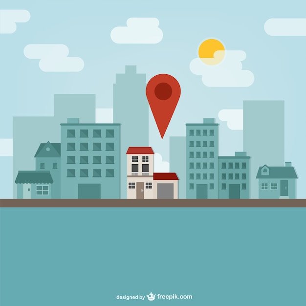 Location Pin Vector Free Download