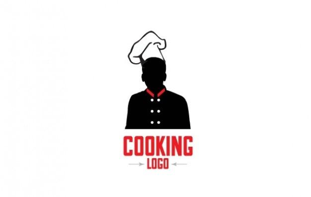 logo chef cooking vector