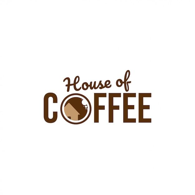 Logo coffee house Premium Vector