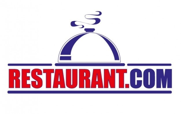 Logo Restaurant Com Vector Free Download