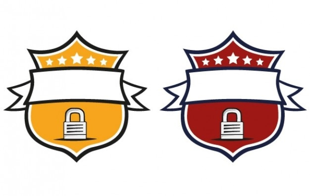 Logo yellow and red shields vector free download logo yellow and red shields free vector maxwellsz