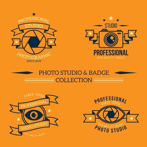 Logos for photo studios