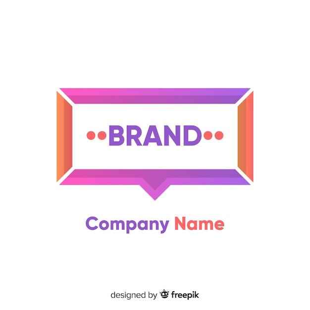 Logotype Free Vector