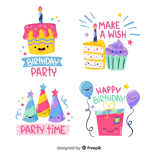 Birthday Cake Vectors Photos And PSD Files