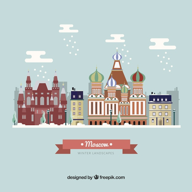 Color Graffity In Moscow City Center. It Shows Old Moscow ... |Moscow City Coloring