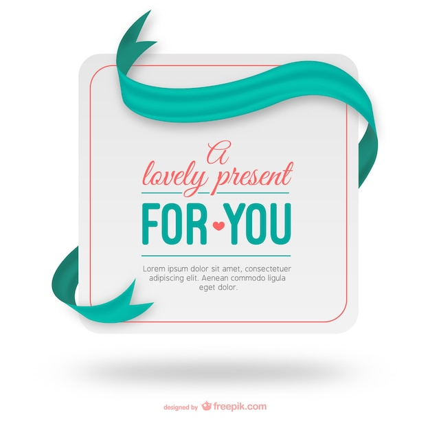 Gift Tag Vectors, Photos And Psd Files | Free Download