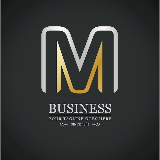 letter m logo vector free luxurious letter m logo vector free 513