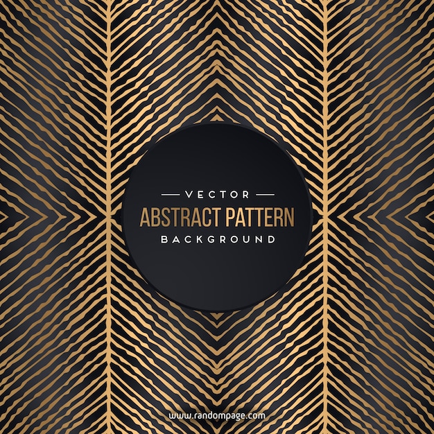 Luxury abstract pattern Premium Vector