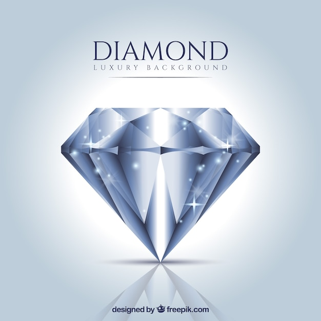 diamond vector background - photo #24