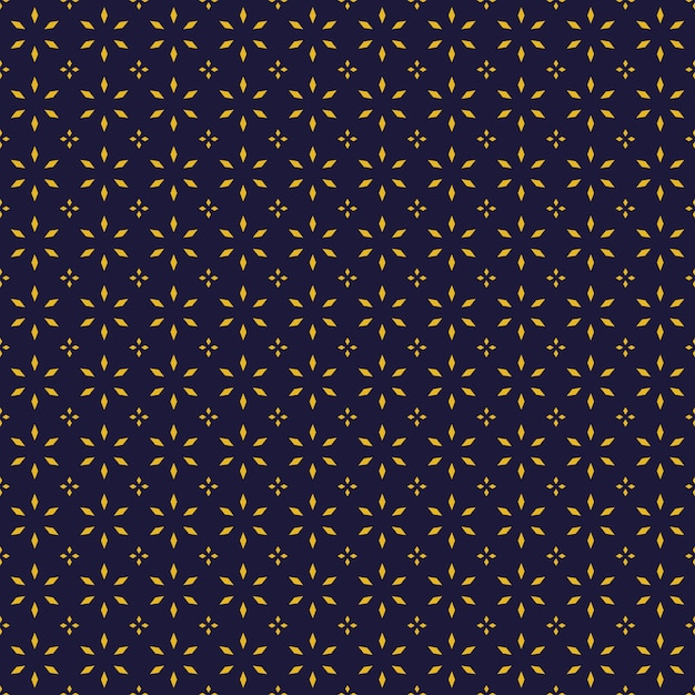 Luxury Batik Seamless Pattern Background Wallpaper In