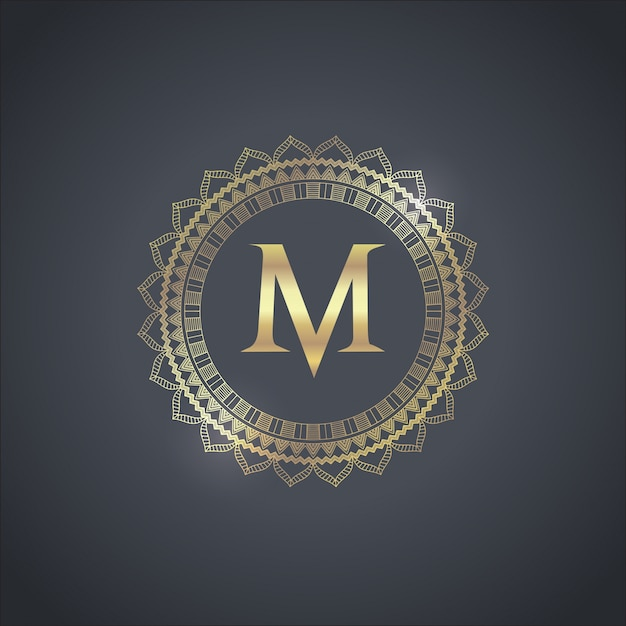 Luxury design for corporate brand Free Vector