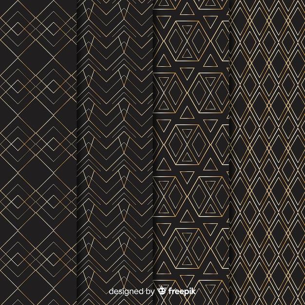 luxury-geometric-pattern-collection_23-2