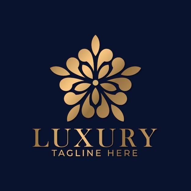 Premium Vector Luxury Golden Mandala Logo Design Template For Spa And Massage Business