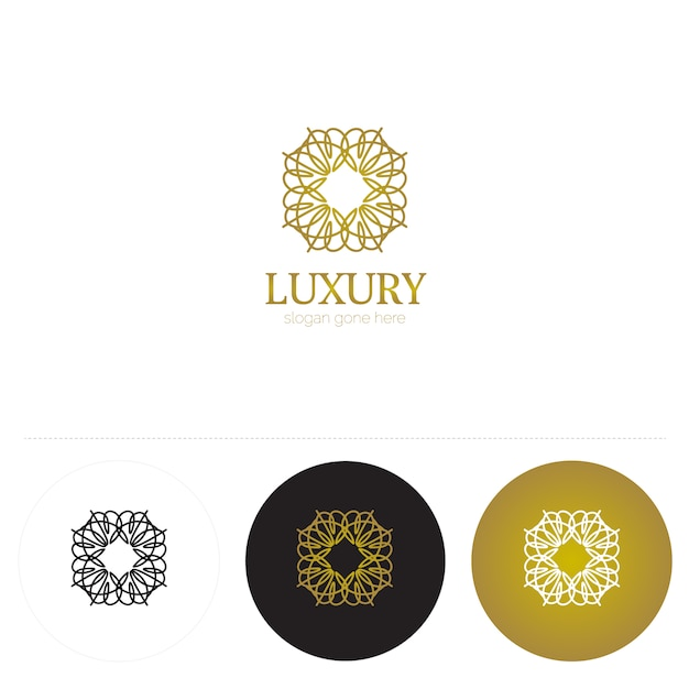 Luxury Logo Design Vector Free Download