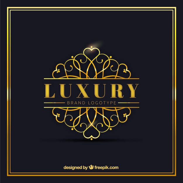 Luxury Logo Template Vector Free Download