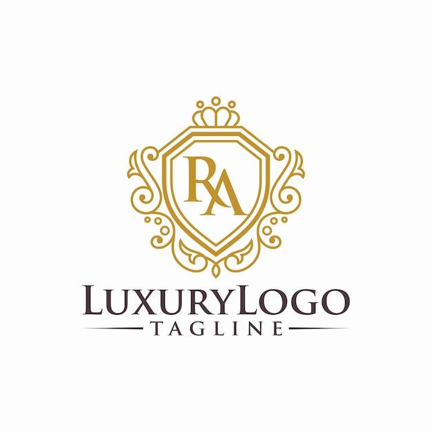 Luxury logo templates Premium Vector