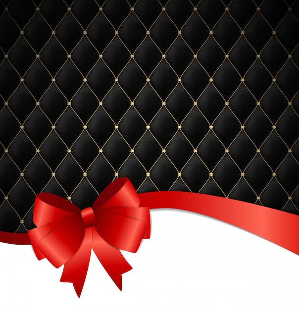 luxury members gift card background vector  premium download